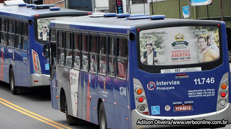 Governo Alckmin derruba liminar e ônibus intermunicipal subiu neste domingo (12)!