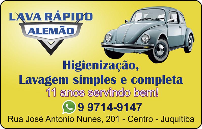 LAVA RÁPIDO DO ALEMÃO-01-OITAVO