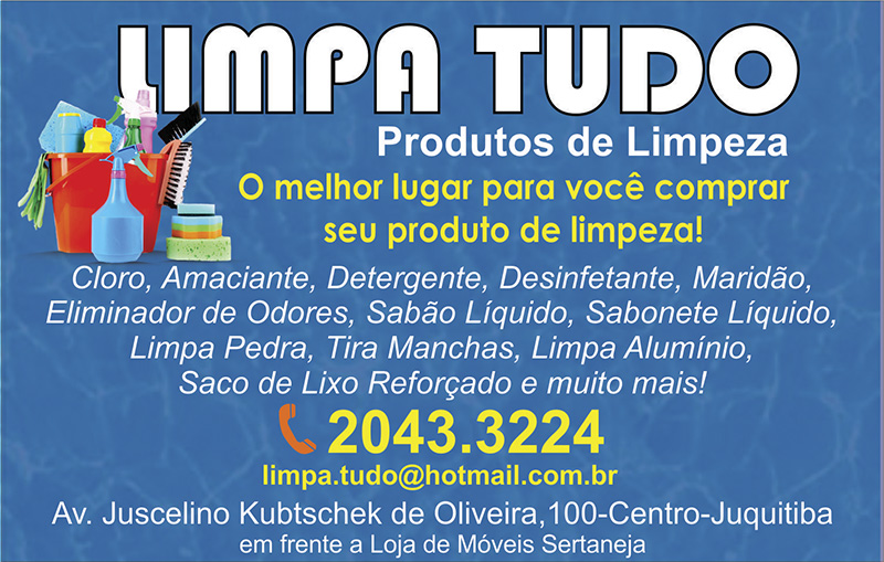 LIMPA TUDO - 03-OITAVO