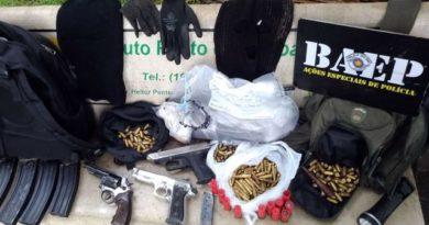 Sete homens suspeitos de explodir caixas eletrônicos são mortos em confronto em Campinas